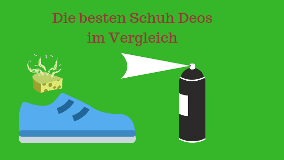 Schuh Deo Test