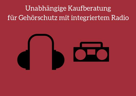 gehoerschutz mit radio test